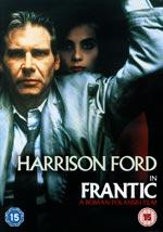 Frantic (Ej svensk text)