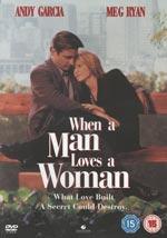 When a man loves a woman (Ej svensk text)