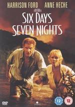 Sex dagar Sju nätter (Ej svensk text)