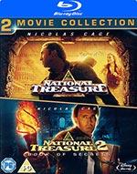 National treasure 1+2