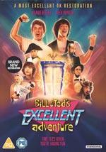 Bill & Teds galna äventyr (Ej svensk text)