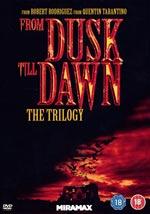 From Dusk Till Dawn 1-3 Box (Ej svensk text)