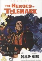 Hjältarna från Telemarken (Ej svensk text)