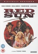 Red sun (Import / Ej svensk text)