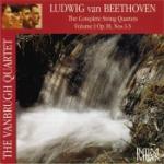 Complete String Quartets Vol 1