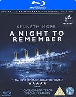 Titanics undergång (Ej svensk text)