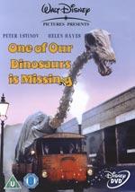 En av våra dinosaurier saknas