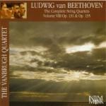 Complete String Quartets Vol 8