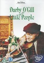 Darby O`Gill och småfolket (Ej svensk text)