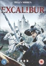 Excalibur (Ej svensk text)