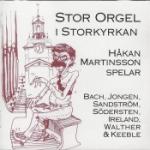 Stor Orgel I Storkyrkan