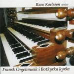 Fransk Orgelmusik I Botkyrka...