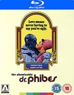 Dr Phibes - Den fasansfulle (Ej svensk text)