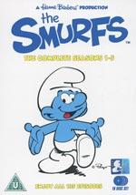 Smurfarna /  Säsong 1-5 (Ej svensk text)
