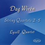 Stråkkvartetter 2-5