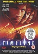 Timeline (Ej svensk text)