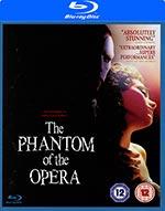 Fantomen på operan (Ej svensk text)