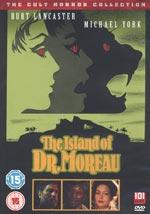Island of Dr Moreau 1977 (Ej svensk text)