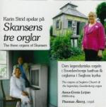 Spelar På Skansens Tre Orglar