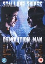 Demolition man (Ej svensk text)