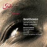 Symphony 7/Triple Concerto (Haitink)