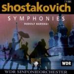 Complete symphonies (Barshai)