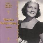 Hjördis Schymberg 1937-59