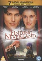 Finding Neverland (Ej svensk text)