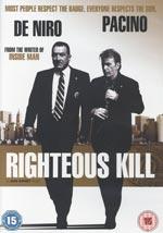 Righteous Kill (Ej svensk text)
