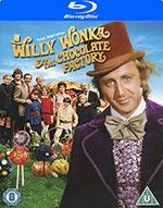 Willy Wonka & Chokladfabriken (1971 / Ej textad)