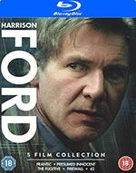 Harrison Ford Collection - Fem filmer