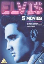 Presley Elvis: 5 movie collection