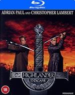 Highlander 4 / Endgame (Ej svensk text)