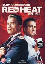Red heat (Ej svensk text)