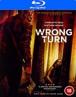 Wrong turn 2021 (Ej svensk text)