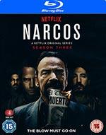 Narcos / Säsong 3 (Ej svensk text)