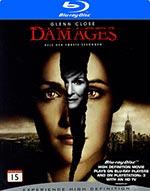 Damages / Säsong 1 (Danskt omslag/Sv text)