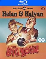 Helan & Halvan / Big noise (Norskt omslag)