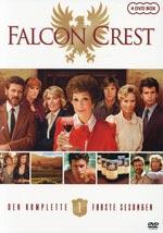 Falcon Crest / Säsong 1 (Norskt omslag)