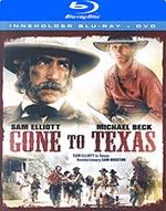 Gone to Texas (Norskt omslag)