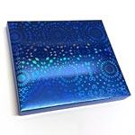 Presentförpackning för CD Blå