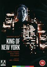King of New York (Ej svensk text)