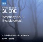 Symphony No 3 (JoAnn Falletta)