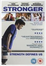 Stronger (Ej svensk text)
