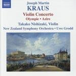 Violin concerto (Grodd)