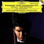 Violinkonserter 1 + 2/etc