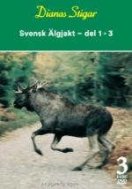 Svensk älgjakt del 1-3 Box - Nyrelease