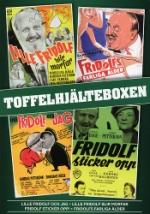 Lille Fridolf / Toffelhjälteboxen