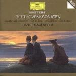 Pianosonat 13+14+15+26 (Barenboim)