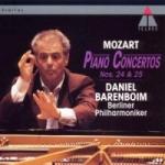 Piano Concertos 24 & 25 (Barenboim)